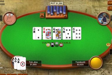 Selection of Poker Room Online